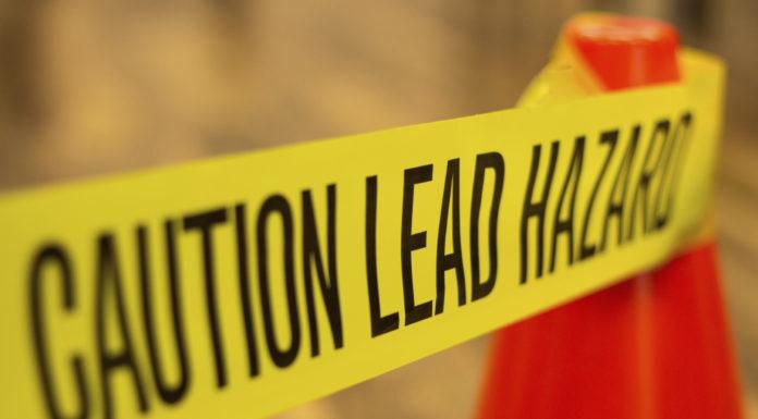 Lead poisoning