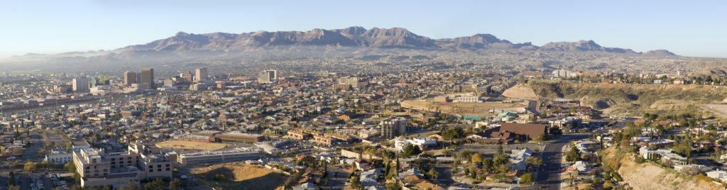 El Paso, TX and Juarez, Mexico