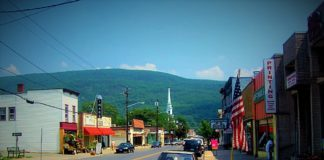Downtown Ellenville, NY (Photo by Daniel Case)