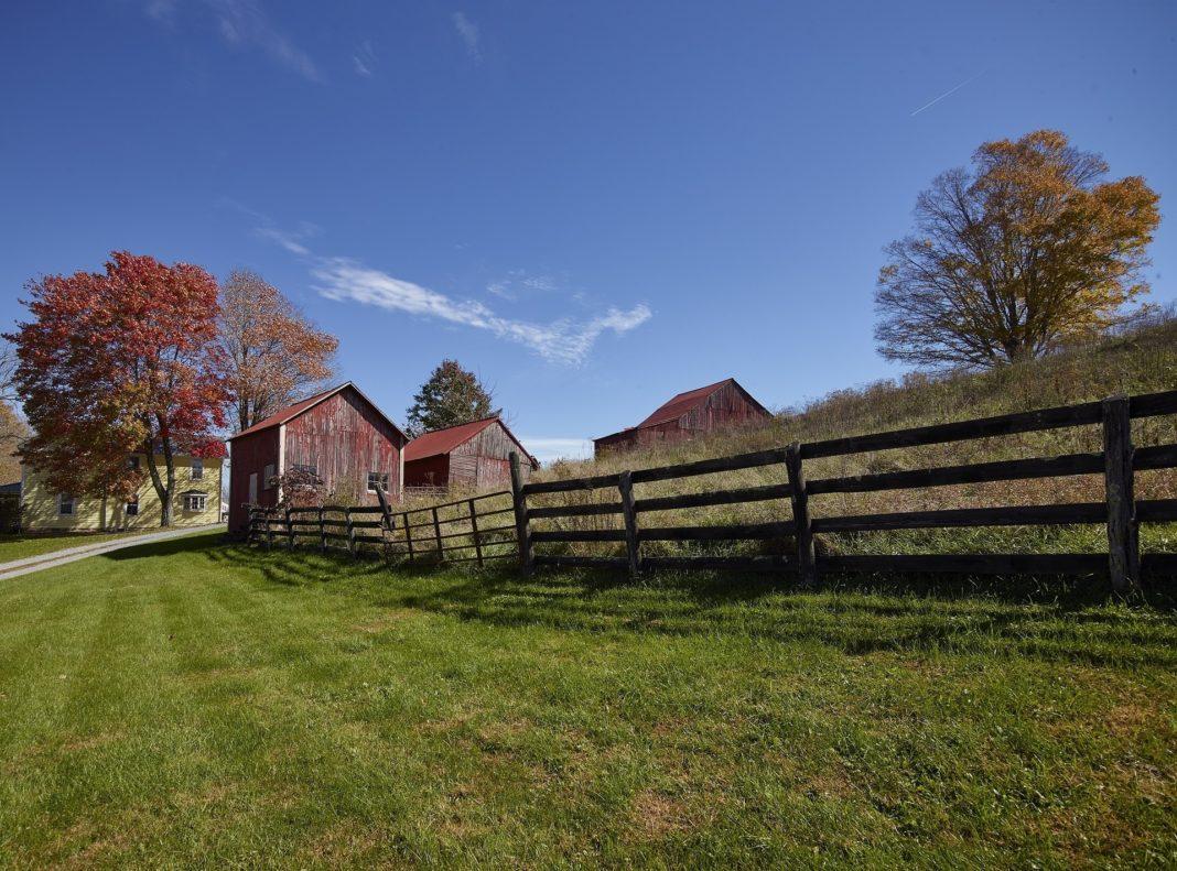 West Virginia farm